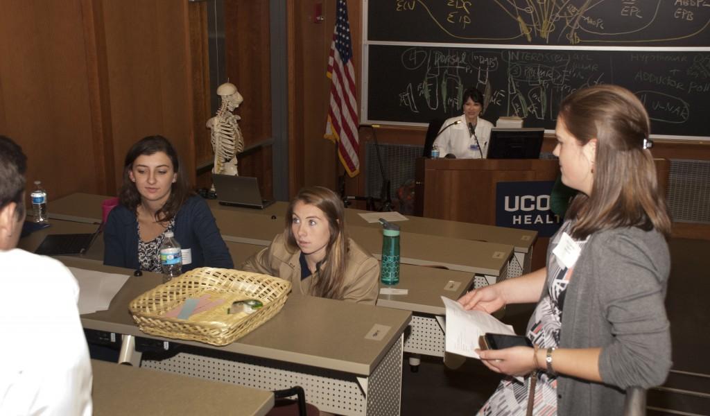 Interprofessional Students